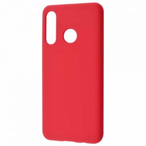 Чехол Silicone Case WAVE Full с микрофиброй для Huawei P30 Lite – Camellia