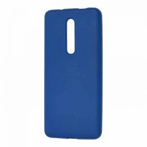 Чехол Silicone Case WAVE Full с микрофиброй для Xiaomi Redmi K20 / K20 Pro / Mi 9T / Mi 9T Pro – Blue