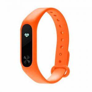 Ремешок для фитнес-браслета Xiaomi Mi Band 2 – Orange