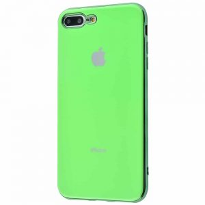 Чехол Silicone TPU Case для iPhone 7 Plus / 8 Plus – Mint gum