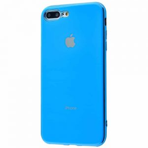 Чехол Silicone TPU Case для iPhone 7 Plus / 8 Plus – Blue