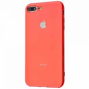 Чехол Silicone TPU Case для iPhone 7 Plus / 8 Plus – Pink