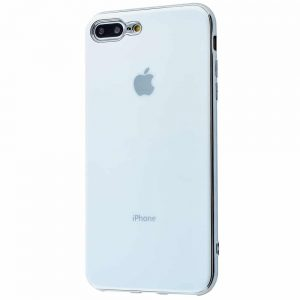 Чехол Silicone TPU Case для iPhone 7 Plus / 8 Plus – White