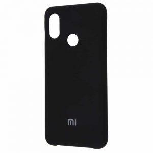 Оригинальный чехол Silicone Cover 360 с микрофиброй для Xiaomi Mi 8 SE – Black