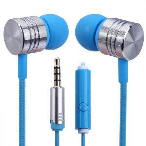 Наушники Headset EF-E4 – Blue