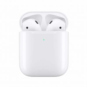 Беспроводные наушники Airpods 2 A+ With Touch – White