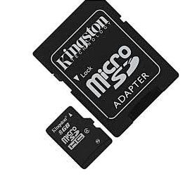 Карта памяти Kingston Micro SD 8GB Class HC-I 10 – Black
