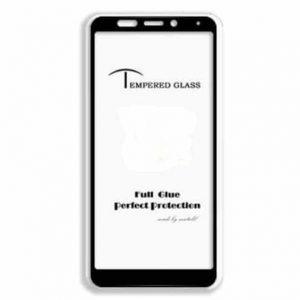Защитное стекло 3D (5D) Tempered Glass Full Glue Cover на весь экран для Xiaomi Redmi 5 Plus – Black