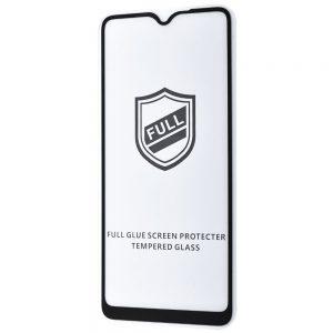 Защитное стекло 3D (5D) Perfect Glass Full Glue на весь экран для Samsung Galaxy A20 / A30 / A30s / A50 / A50s / M30 / M30s — Black