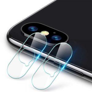 Защитное стекло на камеру для Iphone X / XS / XS Max