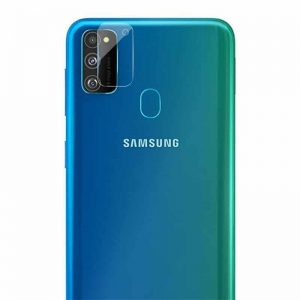 Защитное стекло на камеру для Samsung Galaxy M30s / M21