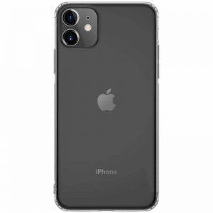 Прозрачный силиконовый TPU чехол Epic Premium Transparent для Iphone 11