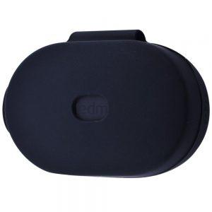 Чехол для наушников Silicone Case + карабин для Xiaomi AirDots – Black