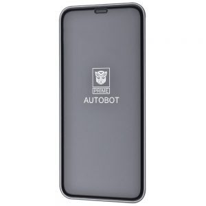 Защитное стекло 3D (5D) Perfect Glass Full Glue PRIME AUTOBOT на весь экран для Iphone X / XS / 11 Pro – Black