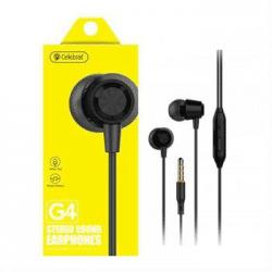 Наушники Celebrat G4 Stereo Music – Black