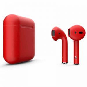 Беспроводные наушники S Music C-01 – Red