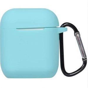 Чехол для наушников Generation Silicone Case для Apple Airpods – Mint