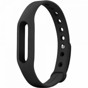 Ремешок для фитнес-браслета Xiaomi Mi Band 2 – Black