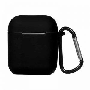 Чехол для наушников Generation Silicone Case для Apple Airpods – Black