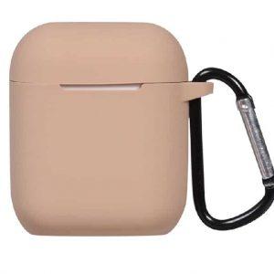 Чехол для наушников Generation Silicone Case для Apple Airpods – Brown
