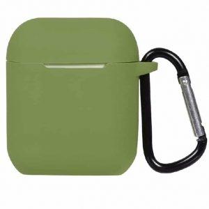 Чехол для наушников Generation Silicone Case для Apple Airpods – Green