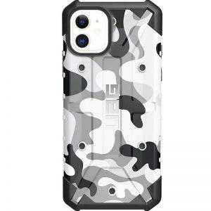 Ударопрочный чехол UAG Pathfinder камуфляж для Iphone 11 — Белый