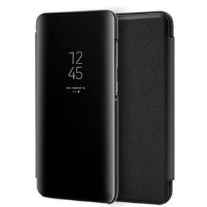 Чехол-книжка Clear View Standing Cover для Samsung Galaxy S10e (G970) — Черный