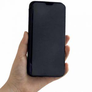 Чехол-книжка Clear View TPU Cover для Samsung Galaxy M30s — Черный