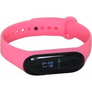 Ремешок для фитнес-браслета Xiaomi Mi Band 3 / 4 – Pink