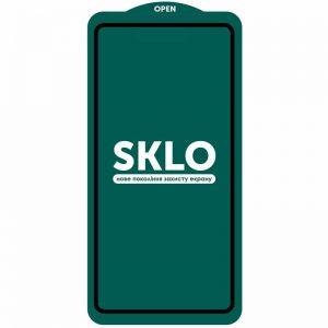 Защитное стекло 3D (5D) Perfect Glass Full Glue SKLO на весь экран для Samsung Galaxy A51 / M31s – Black