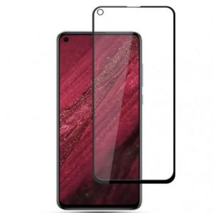 Защитное стекло Mocolo 3D (5D) Full Glue на весь экран для Huawei Nova 4 — Black