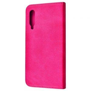 Чехол-книжка Black TPU Magnet  для Xiaomi Mi 9 – Pink