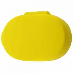 Чехол для наушников Silicone Case для Xiaomi AirDots – Желтый