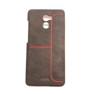 Пластиковая накладка бренда Mofi для Xiaomi Redmi 4 – Brown