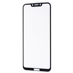 Защитное стекло 5D Premium 9H Full Glue на весь экран для Huawei Honor Play – Black