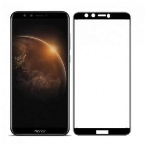 Защитное стекло 3D (5D) Mocolo Full Glue на весь экран для Huawei Honor 9 Lite – Black