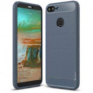 Силиконовый чехол Ipaky Slim Series для Huawei Honor 9 Lite – Синий