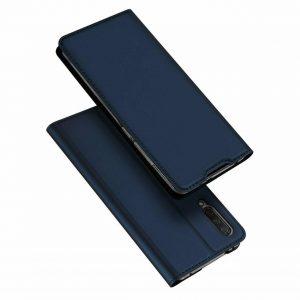 Чехол-книжка Dux Ducis с карманом для Xiaomi Mi A3 / CC9e — Синий