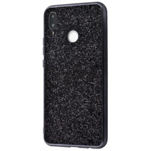 Чехол Shining Corners With Sparkles для Xiaomi Mi 8 – Black