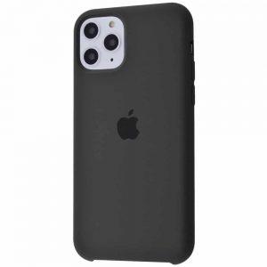 Оригинальный чехол Silicone case + HC для Iphone 11 Pro Max №3 – Dark olive