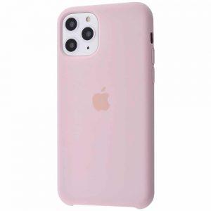 Оригинальный чехол Silicone case + HC для Iphone 11 Pro Max №8 – Pink sand