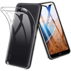 Прозрачный силиконовый TPU чехол Epic Premium Transparent для Xiaomi Redmi 7A