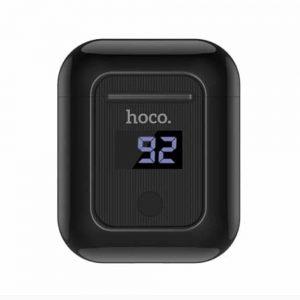 Беспроводные наушники Hoco S11 + черный чехол – Black