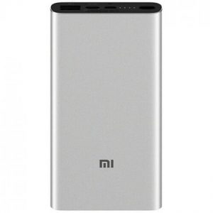 Внешний аккумулятор Xiaomi Mi Power Bank 3 10000mAh (VXN4251CN) – Silver