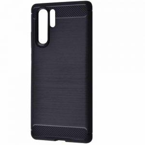 Cиликоновый TPU чехол Slim Series  для  Huawei P30 Pro – Черный