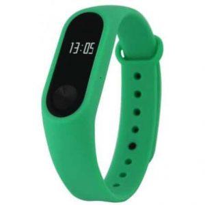 Ремешок для фитнес-браслета Xiaomi Mi Band 2 – Green