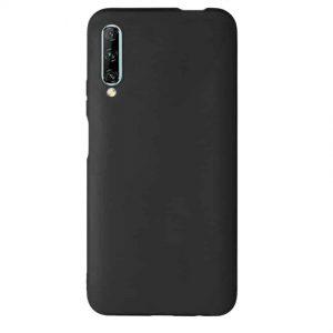 Матовый силиконовый TPU чехол для Huawei P Smart Pro – Black