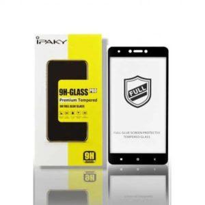Защитное стекло 3D (5D) Perfect Glass Full Glue Ipaky на весь экран для Meizu M5 Note – Black
