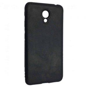 Кожаный чехол Sitched для Meizu M6 – Black