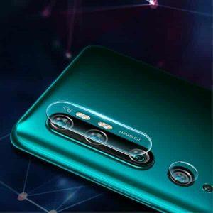 Защитное стекло на камеру для Xiaomi Mi Note 10 / 10 Pro
